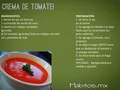 crema de tomate :)