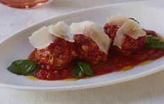 Ricotta and Cinnamon Meatballs | Recipes | Giada De Laurentiis