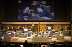 Toneelgroep Amsterdam in Roman Tragedies. Amazing experience as an spectator. 6 horas!