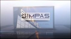 See 145 photos and 2 tips from 5 visitors to Simpas lll glass. Glass And Aluminium, Showroom Design, Corporate Design, Four Square, Innovation, Flat Screen, Architecture, Tv, Style