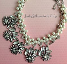 Pearls.Crystals.Spring Collection