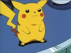 Ash's Pikachu in the early years ^.^ ♡