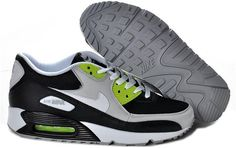 brand new 75354 99527 Find Latest Mens Nike Air Max 90 Leather Black Grey Shoesle online or in  Nikelebron. Shop Top Brands and the latest styles Latest Mens Nike Air Max  90 ...