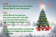Texte joyeux noel