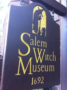 Salem Witch Museum in Salem, MA