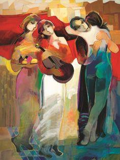 Hessam Abrishami -- Morning Glory