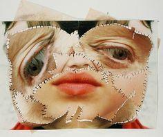 Annegret Soltau // Fragmented self + thread