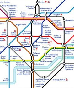 London. Swarming with tourists — always. While we don't blame them for visiting (we do have an awesome city), sometimes we find ourselves frustrated with their inability to move down inside the tube cars or keep right on the escalators — particularly when it's this balmy in the capital and