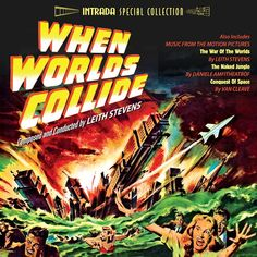 Leith Stevens / Daniele Amfitheatrof / Van Cleave* - The War Of The Worlds / When Worlds Collide / The Naked Jungle / Conquest Of Space (Music From The Motion Pictures) (CD) at Discogs