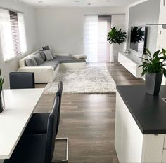 Good Morning all Well, have you already planned something for tonight? Living Room Kitchen, Living Room Decor, Living Rooms, Interior Styling, Interior Design, Home Organization, Living Room Designs, Dining Bench, Sweet Home