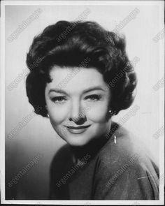 Myrna Loy, 1960