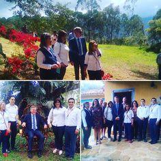 """Compartiendo los logros memorables que la Administración, a través de la Alcaldesa y su equipo han logrado en los convenios con Francia. """"De los Andes a los Alpes"""" Y no faltaba más, la visita del embajador de Francia en Colombia, a Sindamanoy.  Vive la France et la Colombie! 🇨🇴 🇫🇷https://www.instagram.com/p/BY_mZGogbBo/"""