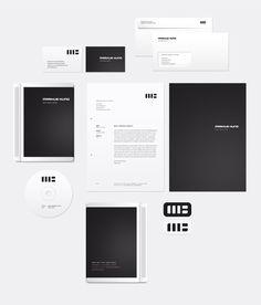 Visual identity / Markus Hund on the Behance Network