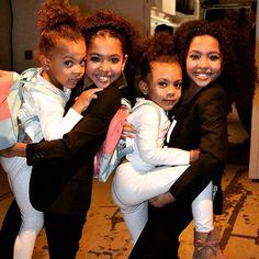 [ p i n t e r e s t ] : wavykiara Cute Mixed Babies, Cute Black Babies, Beautiful Black Babies, Cute Twins, Beautiful Children, Cute Babies, Twin Baby Girls, Black Baby Girls, Cute Baby Girl