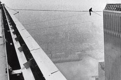 Cheating the Impossible: Wire-Walker Philippe Petit on Education, Creativity, and Patience | Brain Pickings