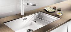 Blanco SUBLINE 700 U Level, for underliming, kjøkkenvask hvit Bath Caddy, Kitchen Sink, Bathtub, Bathroom, Home Decor, Drink, Mom, Powder Room, Cooking