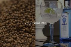 Coriander Seeds bring a sharp citrus flavour, notes of ginger and sage to our  #BOMBAYSAPPHIRE Ultimate Gin & Tonic. #FindSublime
