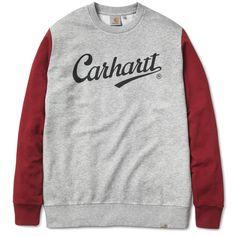 Hooded League Sweatshirt #sudadera #modahombre #Parafernalia #CarharttWIP