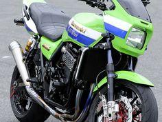 Kawasaki ZRX 1200 by Red Eagle Sanctuary
