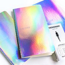 Neon Light Womens | Fashionary Notebook