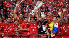 The question of the lips of many football pundits is can Sevilla win their third consecutive Europa League title? We look at the semifinal match-ups. Europa League, Champions League, Third, Blog, Sevilla