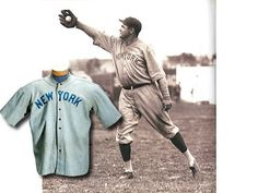 Babe Ruth jersey auctioned for $4.4 million, becomes most expensive sports memorabilia ever, May 2012.  www.payitforwardauction.com