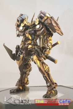 Custom Build: MG 1/100 Sengoku Astray- Hideyoshi - Gundam Kits Collection News and Reviews