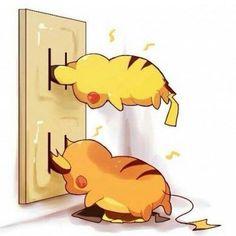 Pikachu & Raichu