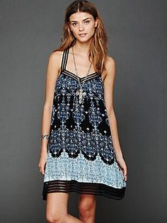 Free People slip for the layered look