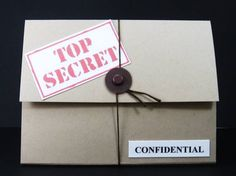 Top Secret (closed) by heyheypaula - Cards and Paper Crafts at Splitcoaststampers