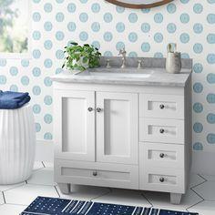 30 Inch Bathroom Vanity, Small Bathroom Vanities, Bathrooms, Bath Vanities, 30 Inch Vanity, Single Vanities, Bathroom Ideas, Downstairs Bathroom, Bathroom Interior