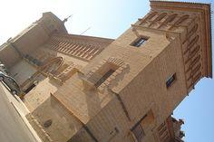 Fachada principal | Parador de Alcañiz