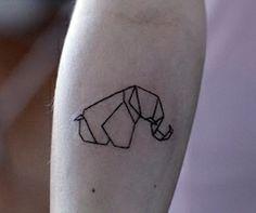 Origami Elephant!