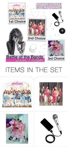 """""""소나기。 // battle of the bands s.3 audition"""" by josi-heart ❤ liked on Polyvore featuring art"""