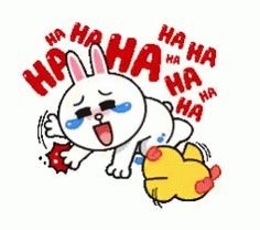 The perfect Cony Lol Lmao Animated GIF for your conversation. Discover and Share the best GIFs on Tenor. Hug Love Gif, Haha Gif, Good Morning Hug, Line Animation, Cony Brown, Anime Summer, Alien Drawings, Bff Quotes Funny, Hand Lettering Art