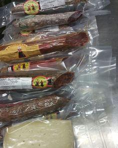 Un pedido muy #iberico para #lugo #jamon #lomo #chorizo #salchichon #queso #bellota #paleta #iberica