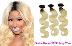#FASHION BIONDE# #BODY WAVE HAIE# #BRIGHTRR COLOR#