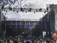 Primer round hoy en Festival Cabo de Plata haciendo el sonido de @elphomegaoficial y @docdiamondbeats. #elphomega #docdiamond #cabodeplata #festival #barbate #directo #concierto #sonido #cabodeplata2017 #bighozone