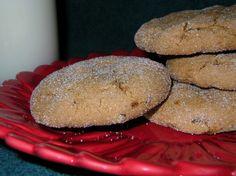 The Barefoot Contessas Ultimate Ginger Cookies Recipe - Food.com: Food.com