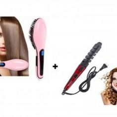 perie ionica si ondulator Straightener, Hair, Beauty, Beauty Illustration, Strengthen Hair