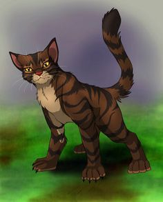 3.Tigerstar Why:he tried to take over the forest and got the dogs to come to the forest leading to Bluestar's death(spoiler!!!!) Death:killed by Scourge Spirit Death:Killed by Firestar
