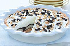 Peanut Butter-Chocolate Banana Cream Pie Recipe (Chocolate Butter Icing)