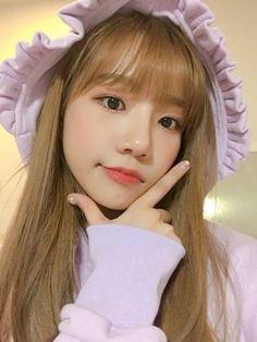 Image in izone collection by (◕‿◕✿) on We Heart It Kpop Girl Groups, Korean Girl Groups, Kpop Girls, Yuri, My Girl, Cool Girl, Secret Song, Selca, Famous Girls