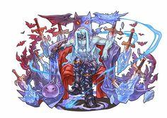Puzzle and Dragons blog: 吸血鬼的二種究極進化