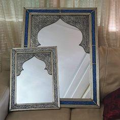 Moroccan Mirror Beautiful Handmade Craft Boho Decor wall | Etsy