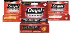 Orajel for mosquito bites