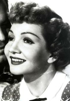 6173586a79b Image detail for -Claudette Colbert (It Happened One Night) - The Fan Carpet