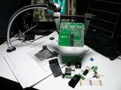 5 electronics lab projects