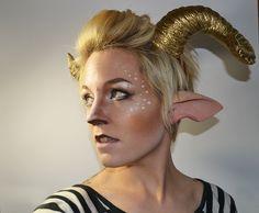 Makeup Thursday: Faun Face
