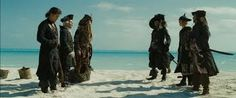 pirates of the caribbean at world's end gif - Google Search
